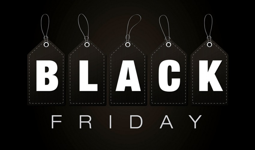 Black Friday it's NOW !