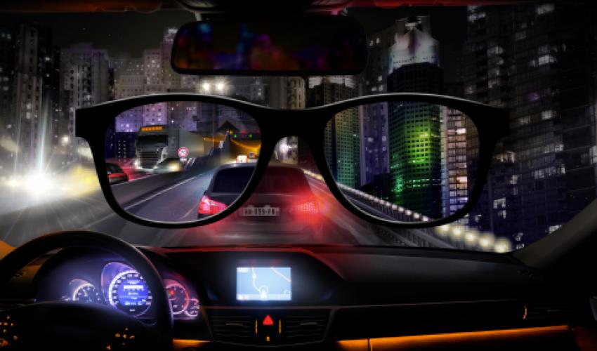 Les lunettes Blueberry Night Drive: un plus pour la sécurité routière.