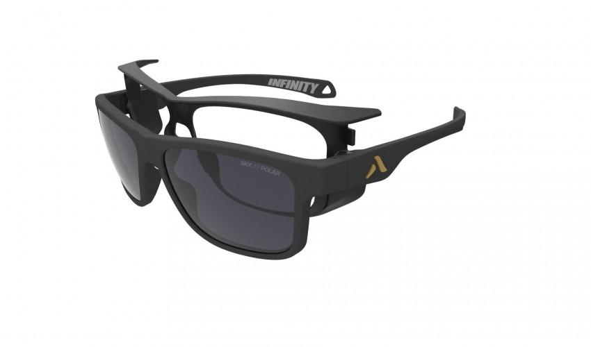 Lunettes de soleil Altitude Eyewear adaptable à votre correction
