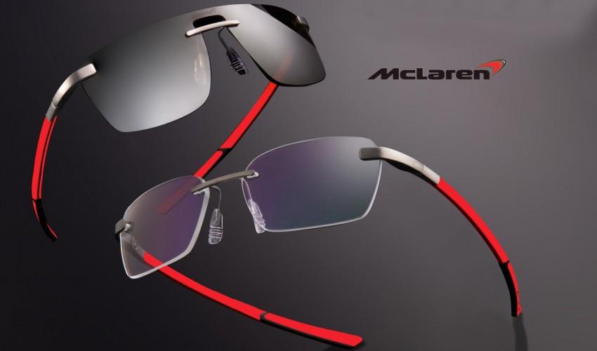 Nouvelle collection McLaren eyewear